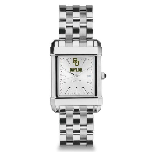 Baylor Men's Collegiate Watch w/ Bracelet - Image 2