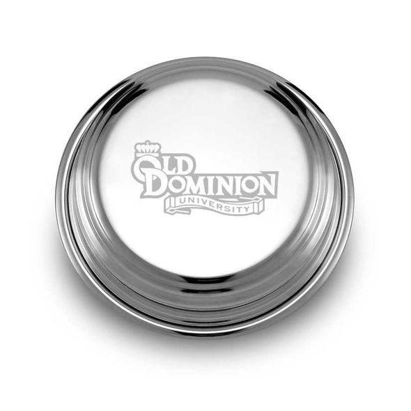 Old Dominion Pewter Paperweight