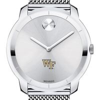 Wake Forest University Men's Movado Stainless Bold 44
