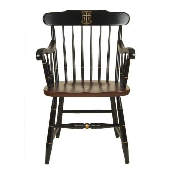 Duke University Captain's Chair by Hitchcock