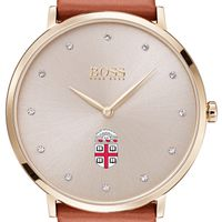 Brown University Women's BOSS Champagne with Leather from M.LaHart