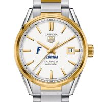 Florida Men's TAG Heuer Two-Tone Carrera with Bracelet