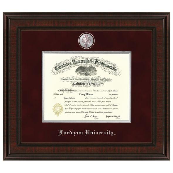 Fordham Diploma Frame - Excelsior