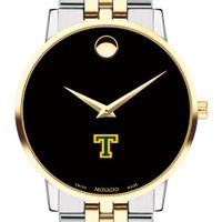 Trinity Men's Movado Two-Tone Museum Classic Bracelet
