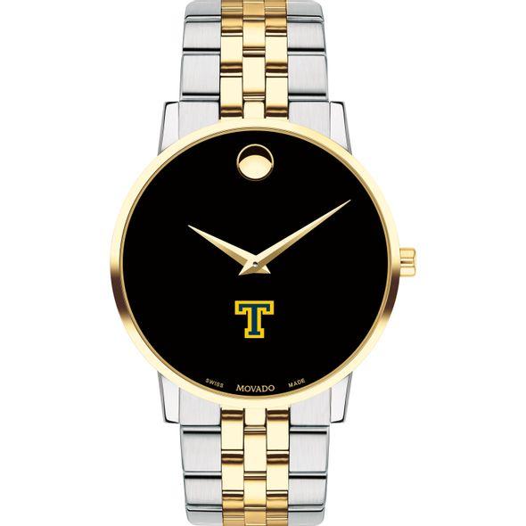 Trinity Men's Movado Two-Tone Museum Classic Bracelet - Image 2