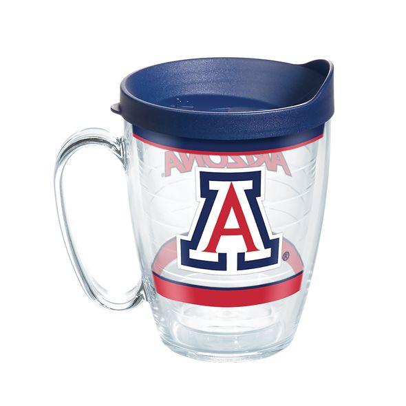 Arizona 16 oz. Tervis Mugs- Set of 4 - Image 1