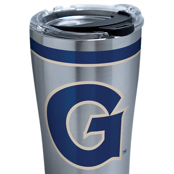 Georgetown 20 oz. Stainless Steel Tervis Tumblers with Hammer Lids - Set of 2 - Image 2