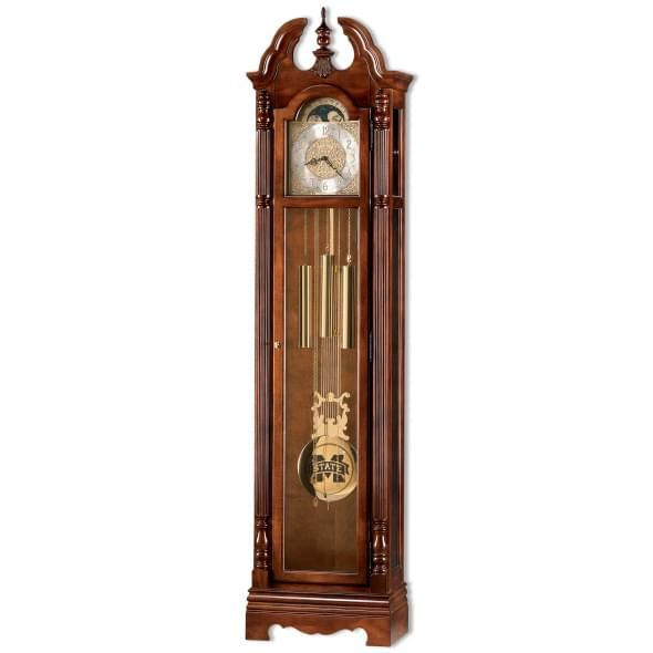 Mississippi State Howard Miller Grandfather Clock - Image 1