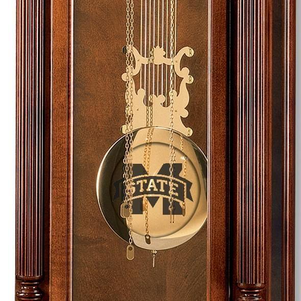 Mississippi State Howard Miller Grandfather Clock - Image 2