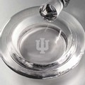 Indiana University Glass Wine Coaster by Simon Pearce - Image 2