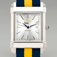 Berkeley Haas Collegiate Watch with NATO Strap for Men