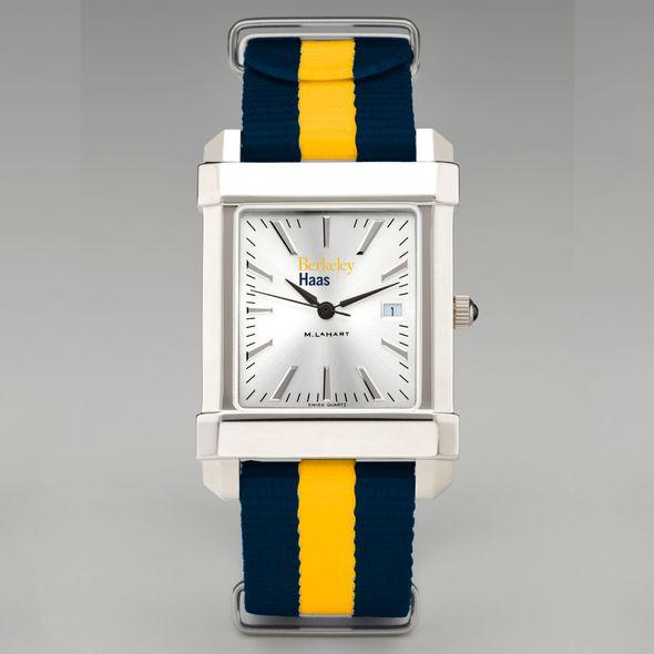 Berkeley Haas Collegiate Watch with NATO Strap for Men - Image 2