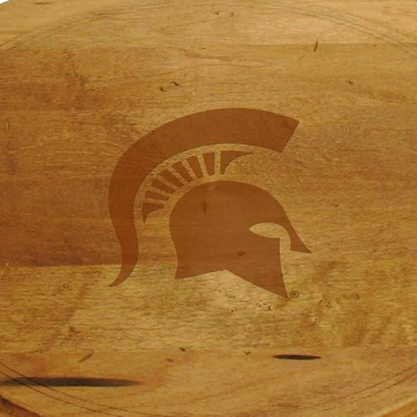 Michigan State Round Bread Server - Image 2