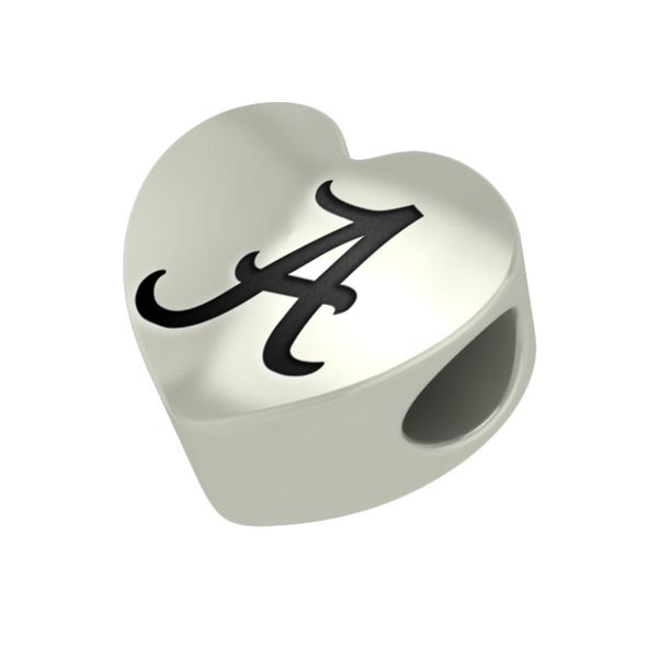 Alabama Heart Shaped Bead - Image 2