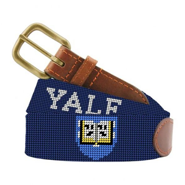 Yale Men's Cotton Belt