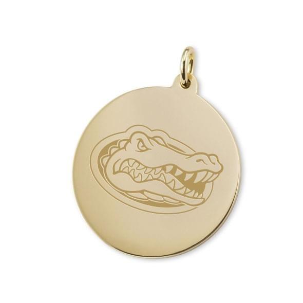 Florida 14K Gold Charm - Image 1