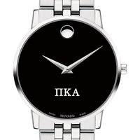 Pi Kappa Alpha Men's Movado Museum with Bracelet