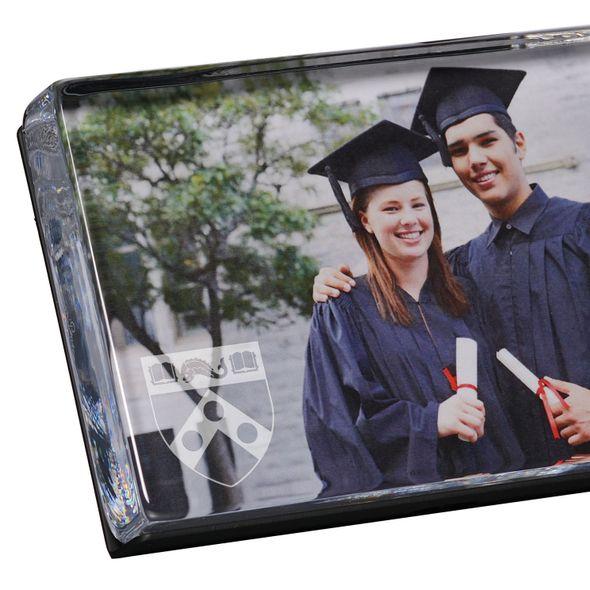 Penn Glass Photo Block by Simon Pearce - Image 2
