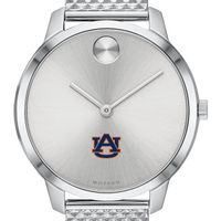Auburn University Women's Movado Stainless Bold 35