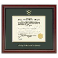 William & Mary Fidelitas Frame