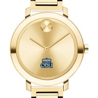 Old Dominion University Women's Movado Gold Bold 34