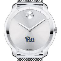 Pittsburgh Men's Movado Stainless Bold 44