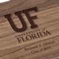 University of Florida Solid Walnut Desk Box - Image 3
