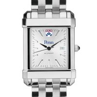 Wharton Men's Collegiate Watch w/ Bracelet