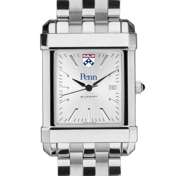 Wharton Men's Collegiate Watch w/ Bracelet