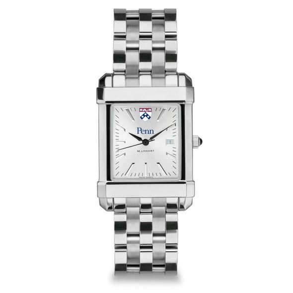 Wharton Men's Collegiate Watch w/ Bracelet - Image 2