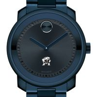 University of Maryland Men's Movado BOLD Blue Ion with Bracelet