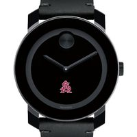 ASU Men's Movado BOLD with Leather Strap