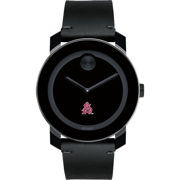 Arizona State Men's Movado BOLD with Leather Strap - Image 2