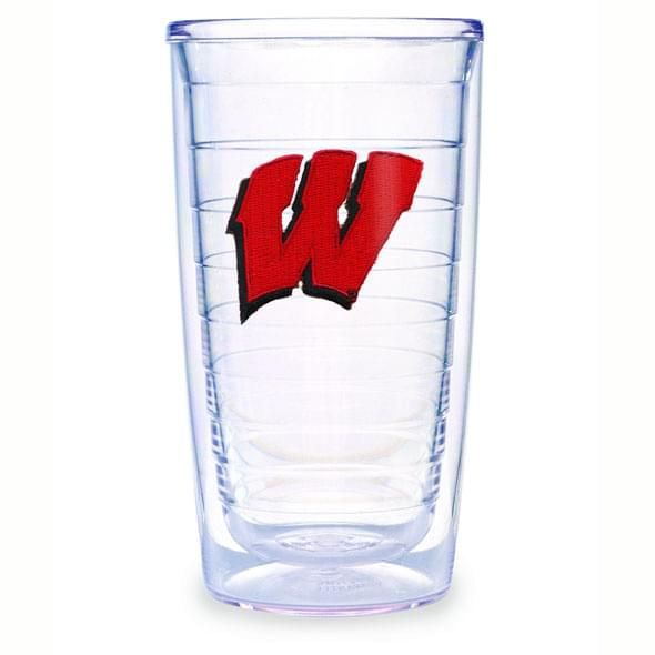 Wisconsin 16 oz Tervis Tumblers - Set of 4 - Image 2