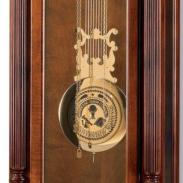 Miami University Howard Miller Grandfather Clock - Image 2