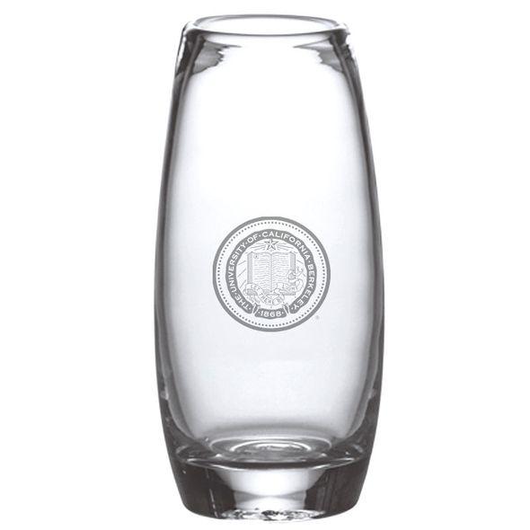 Berkeley Glass Addison Vase by Simon Pearce - Image 1