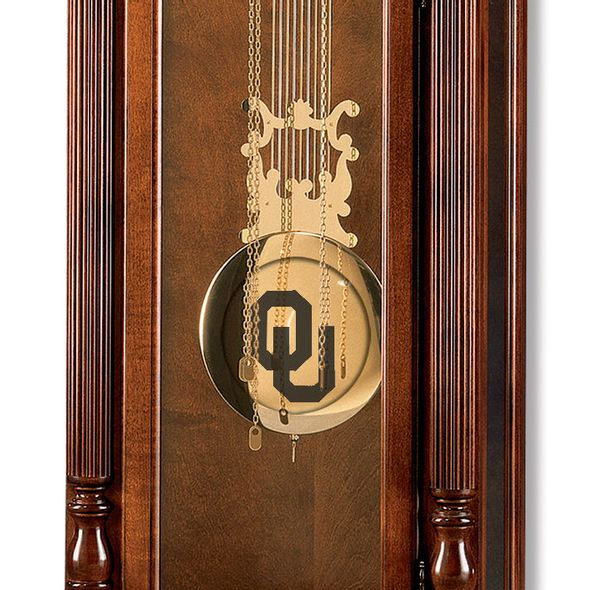 Oklahoma Howard Miller Grandfather Clock - Image 2