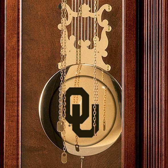 Oklahoma Howard Miller Grandfather Clock - Image 3