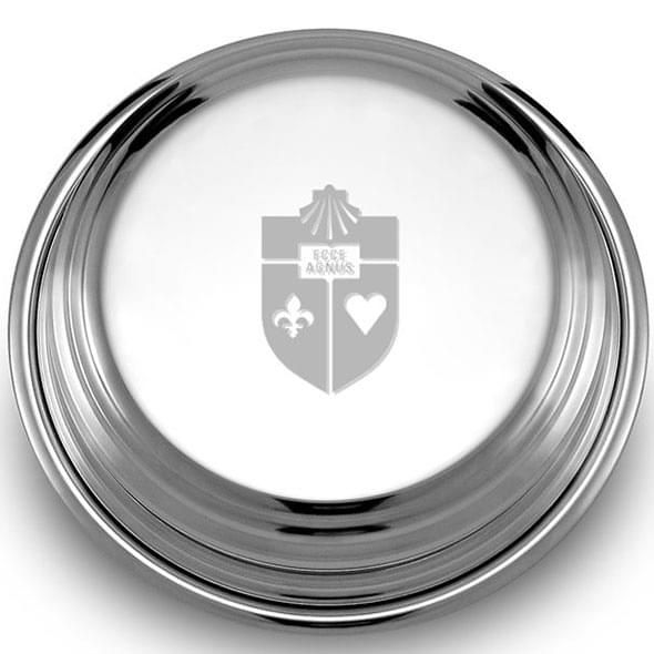 St. John's Pewter Paperweight - Image 2