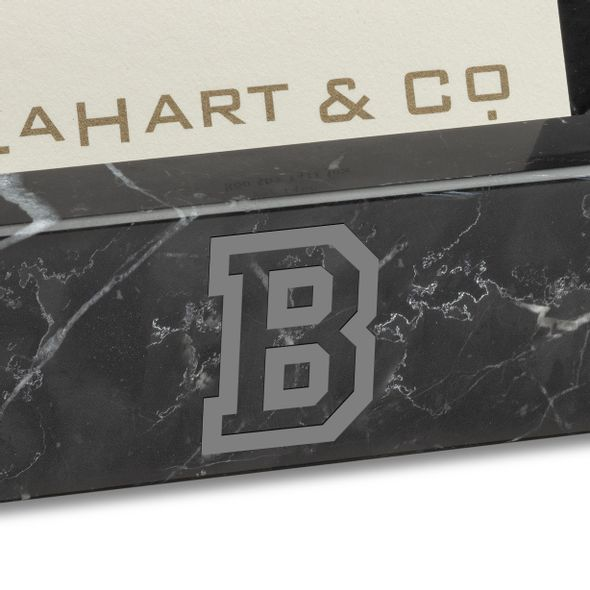 Bucknell Marble Business Card Holder - Image 2
