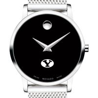 Brigham Young University Women's Movado Museum with Mesh Bracelet
