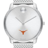 University of Texas Men's Movado Stainless Bold 42