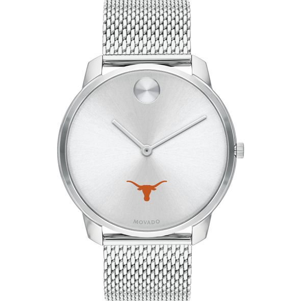 University of Texas Men's Movado Stainless Bold 42 - Image 2