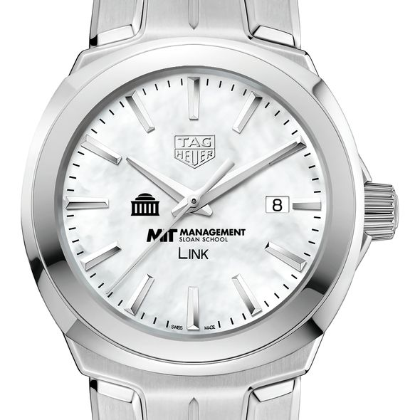 MIT Sloan TAG Heuer LINK for Women - Image 1