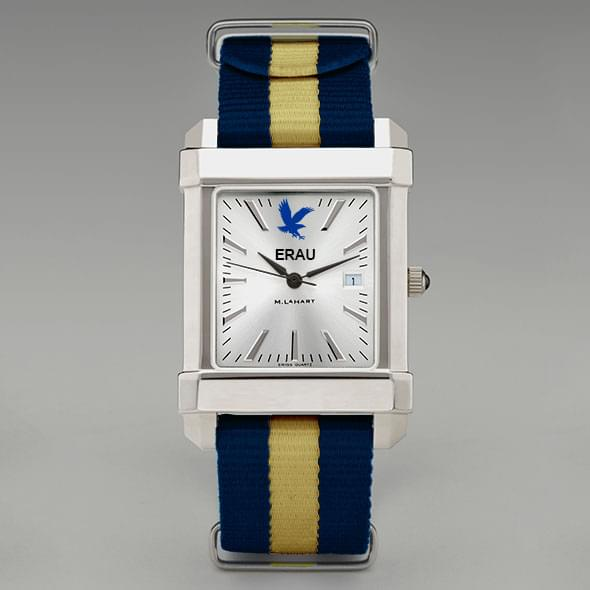 Embry-Riddle Collegiate Watch with NATO Strap for Men - Image 2