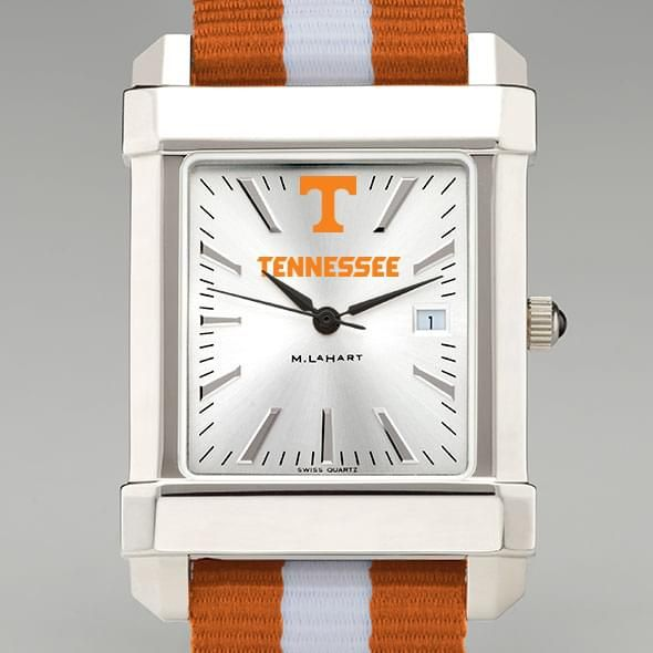 University of Tennessee Collegiate Watch with NATO Strap for Men - Image 1