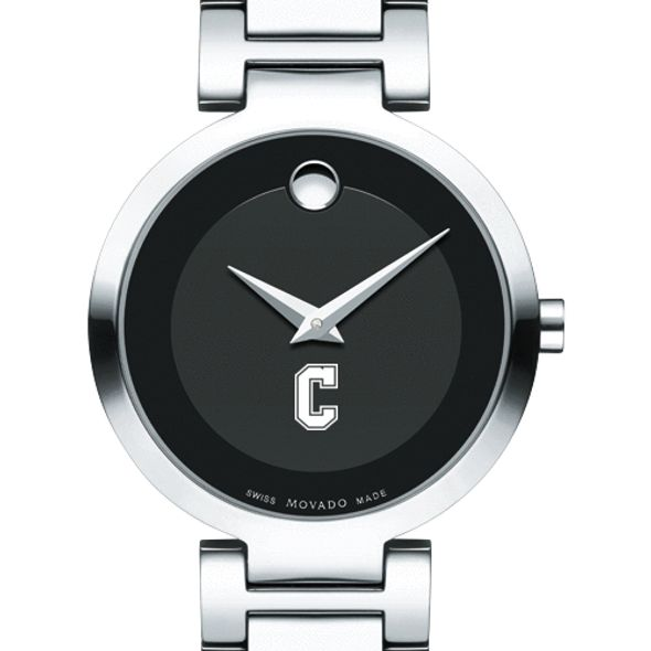 College of Charleston Women's Movado Museum with Steel Bracelet
