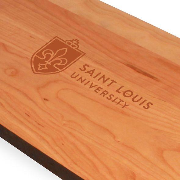 Saint Louis University Cherry Entertaining Board - Image 2