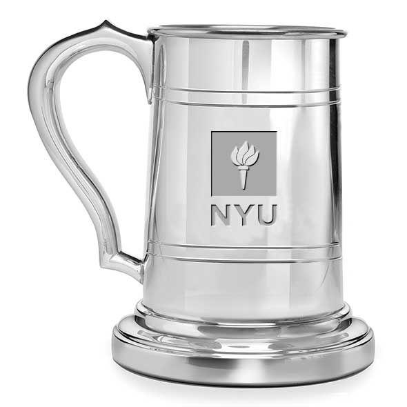 NYU Pewter Stein