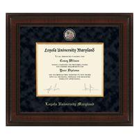 Loyola Diploma Frame - Excelsior